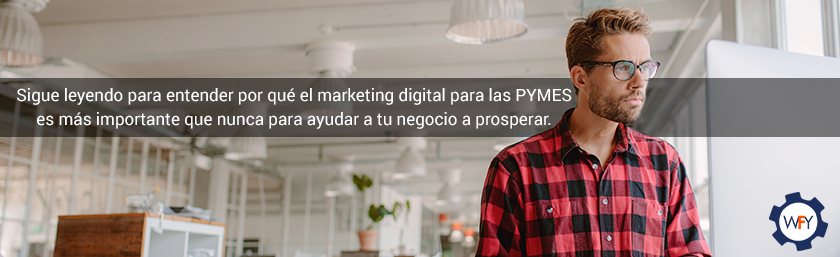 mercadeo digital para PYMEs