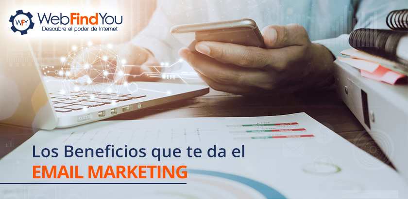 Los Beneficios del Email Marketing