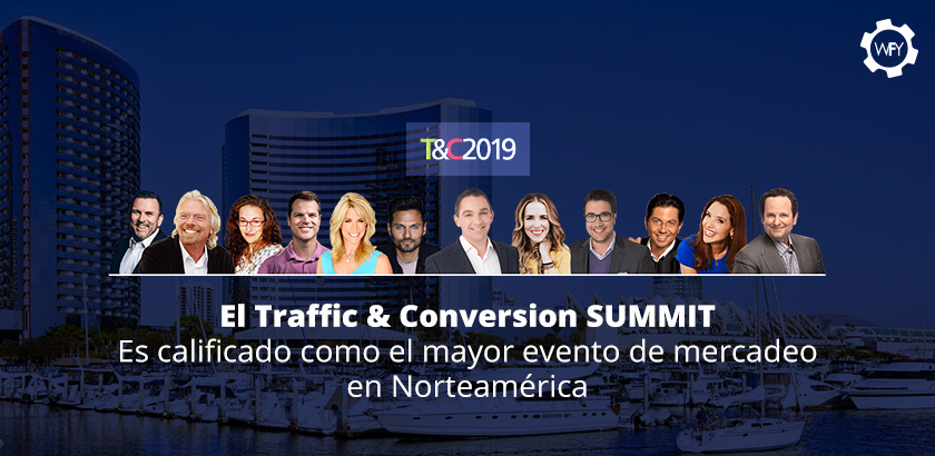 T&C2019 es Calificado Como el Mayor Evento de Mercadeo en Norteamérica