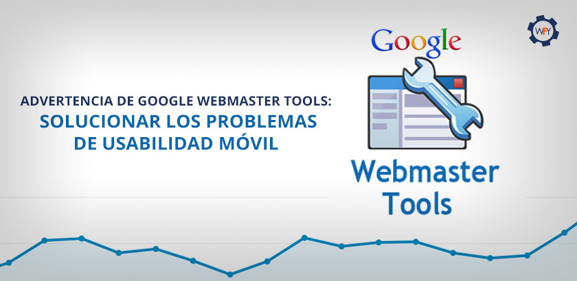 Advertencia de Google Webmaster Tools